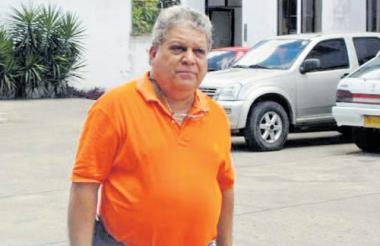 William Martínez.