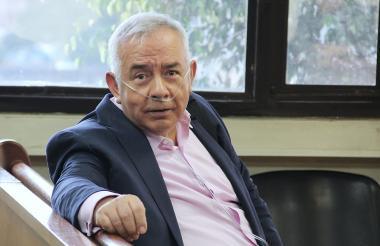 Orlando Fajardo Castillo, subcontratista en el caso Odebrecht.