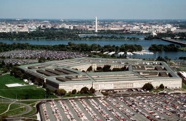 El Pentágono se halla en el condado de Arlington, Virginia, Estados Unidos.