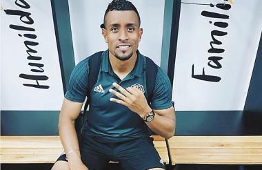 Farid Díaz se refirió en un medio radial 'Guaraní', sobre los rumores de su llegada al Junior.