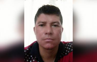 Gonzalo Martínez Guisao de 35 años.
