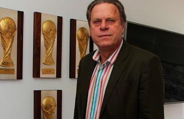Ramón Jesurún dice que está tranquilo con los resultados deportivos en 2017.