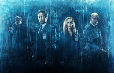 Este miércoles el canal Fox estrenará la nueva temporada de The X-Files.