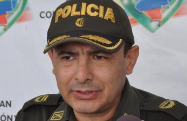 El teniente coronel Marino Solano Salazar.
