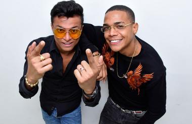 Lil Silvio & El Vega en #SesionesEH de EL HERALDO.