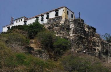 Cerro de La Popa.