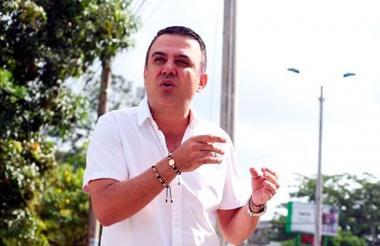 Edwin Besaile Fayad, gobernador de Córdoba