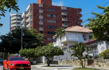 Sector de Alto Prado, uno de los barrios que será incluido en el Pemp.