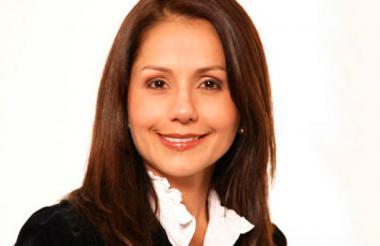 La columnista Claudia Morales.