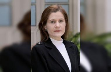 Sandra Patricia Devia, gobernadora (e) de Córdoba.
