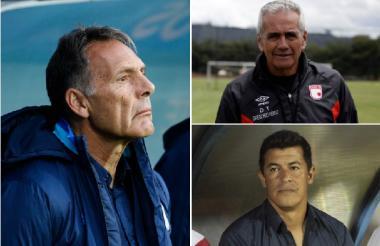 Solo cuatro técnicos extranjeros han logrado ser campeón por torneos cortos.