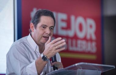 Germán Vargas Lleras, candidato presidencial.