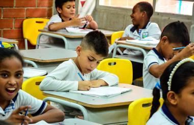 Este lunes comenzaron clases 52.1000 estudiantes de los 40 colegios públicos de Soledad.
