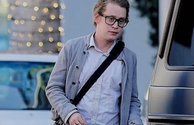 Macaulay Culkin  se retiró a los 14 años del cine luego de que grabó la exitosa película 'Richie Rich'. Internet.