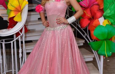 Valeria Abuchaibe, reina del Carnaval de Barranquilla 2018