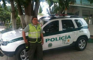 Willy Savier Rhenals Martínez, fallecido