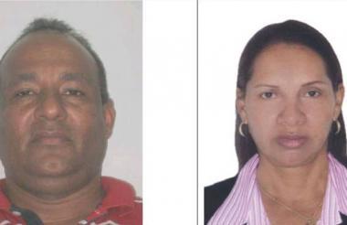Wilfran Quiroz y María de las Nieves Quiroz Ruiz.
