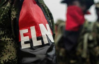 Uniforme del Eln.