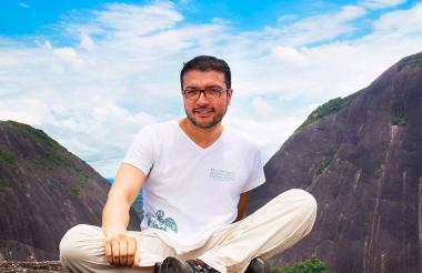 Camilo Prieto, director del Movimiento Ambientalista Colombiano.