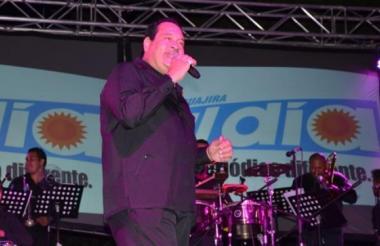 Tito Nieves hará parte del homenaje a la salsa que se realizará hoy en la Plaza de la Paz.