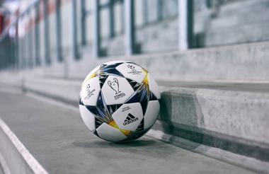 el nuevo Balón Oficial que será usado por los mejores equipos europeos a partir de los octavos de final.