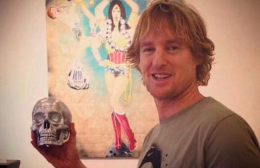 El actor Owen Wilson.