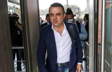 El gobernador suspendido de Córdoba, Edwin Besaile.