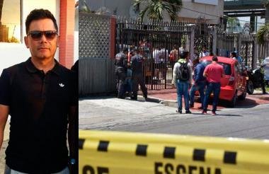 Juan de Dios Perdomo Bonilla fue asesinado al norte de Barranquilla.