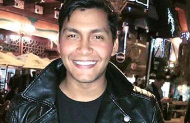 Juan David Muñoz, más conocido como JuanDa Caribe.