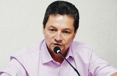 Rubén Marino Borge, concejal de Barranquilla.