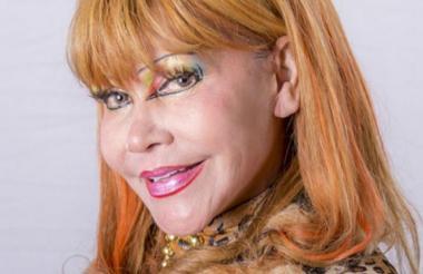 La Tigresa del Oriente, cantante ecuatoriana.