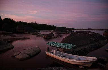 Vichada, un departamento con paisajes que remontan al continente africano.