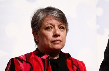 María Paulina Riveros, vicefiscal general.