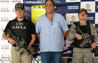 Roque Germán Vélez, de 60 años.