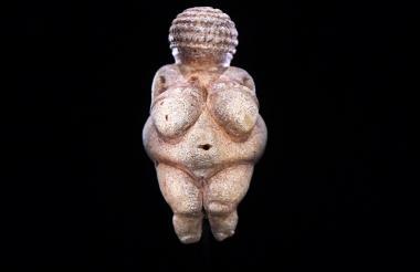 La Venus de Willendorf.