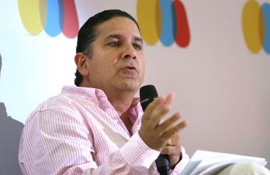 Exgobernador de Bolívar Juan Carlos Gossaín.