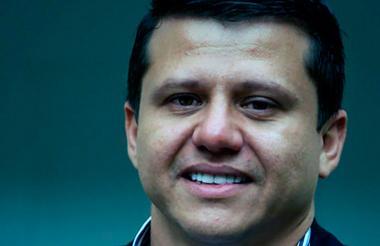Bernardo 'Ñoño' Elías , congresista cordobés.