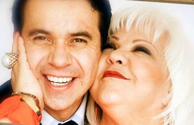 Nelson Polanía y Fabiola Posada.
