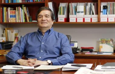 Alberto Roa, vicerrector de la Uninorte.