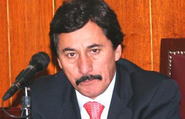 El congresista de Cambio Radical Bernabé Celis.