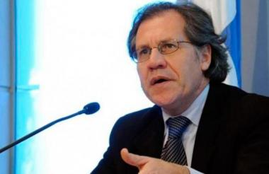 El secretario General de la ONU, Luis Almagro.