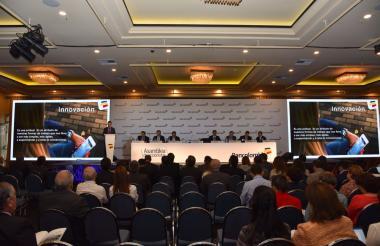 La Asamblea General Ordinaria de Accionistas de Bancolombia S.A.