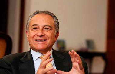 El general (r) Óscar Naranjo.