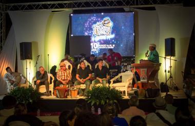 El evento fue organizado por el Ministerio de Cultura.