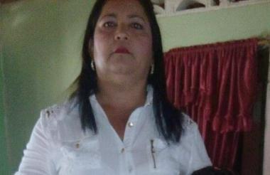 Katty Vega fue asesinada este jueves en horas de la noche durante una cicloruta.