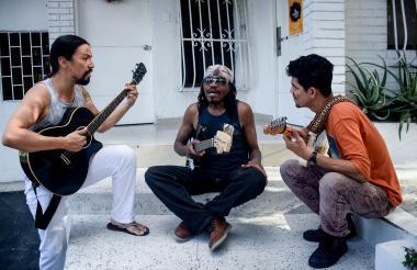 Agrupación Rémy Sahlomon & Flama Barranquilla.