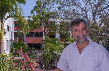 Paulo Artaxo Netto, físico de la Universidad de Sao Paulo y actual docente e investigador de la CUC.