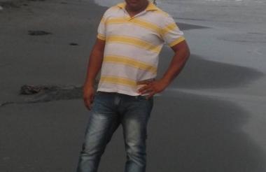 Gabriel Antonio Oviedo Pérez, asesinado.