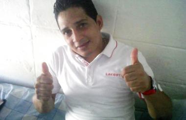Carlos Niño Marchena, alias 'Mamaperra'.