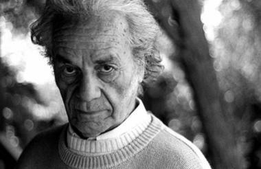 El poeta chileno Nicanor Parra, fallecido el pasado mes de enero a los 103 años de edad.
